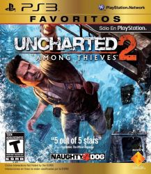 Uncharted 2: Among Thieves - PS3