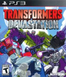 Transformers: Devastation - PS3