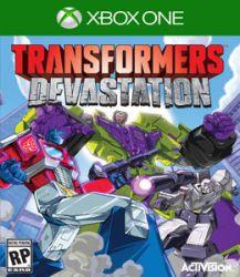 Transformers: Devastation - Xbox One