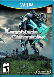 Xenoblade Chronicles X - Seminovo - Wii U