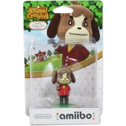Amiibo: Digby - Animal Crossing - Wii U / Nintendo