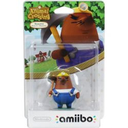 Amiibo: Resetti - Animal Crossing - Wii U / Nintendo