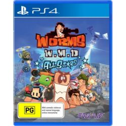Worms WMD All-Stars - PS4