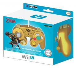 Controle Game Cube Wired Battle Pad Link - Wii / Wii U