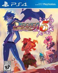 Disgaea 5: Alliance of Vengeance - PS4