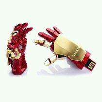 Pen Drive Iron Man (Mão) - 16 GB