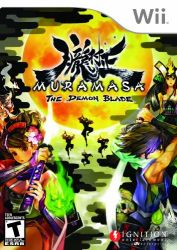 Muramasa: The Demon Blade - Wii