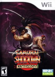 Samurai Shodown Anthology - Wii