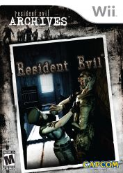 Resident Evil Archives: Resident Evil - Seminovo - Wii