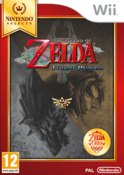 The Legend of Zelda: Twilight Princess - Seminovo - Nintendo Wii