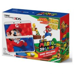 Console New Nintendo 3DS - Super Mario 3D Land Edition