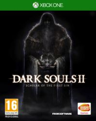 Dark Souls II: Scholar of the First Sin - Seminovo - Xbox One