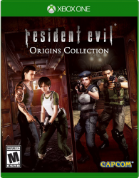 Resident Evil Origins Collection - Seminovo - Xbox One