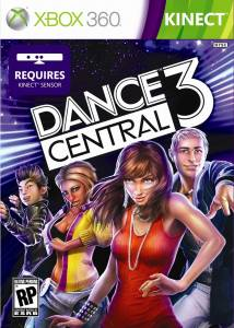 Dance Central 3 - Seminovo - Xbox 360