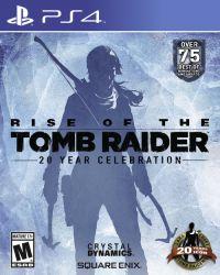 Rise of the Tomb Raider - Totalmente em Português - PS4