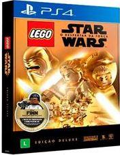 LEGO Star Wars: O Despertar da Força - Seminovo - PS4