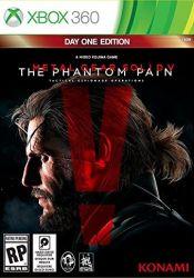 Metal Gear Solid V: The Phantom Pain - Seminovo - Xbox 360