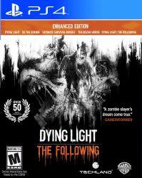 Dying Light: The Following - Totalmente em Português - Enhanced Edition - Seminovo - PS4