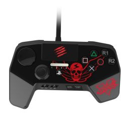FightPad PRO MadCatz Street Fighter V Preto - PS4 / PS3