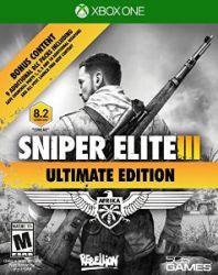 Sniper Elite III: Ultimate Edition - Seminovo - Xbox One