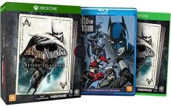 Batman Return to Arkham + Filme Batman: Assalto em Arkham -  Xbox One
