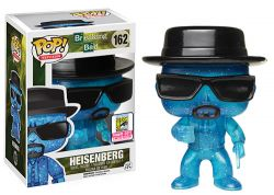 Funko Pop - Breaking Bad - Heisenberg (Vinyl Figure Crystal Blue SDCC 2015)