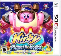 Kirby: Planet Robobot - Seminovo - Nintendo 3DS
