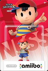 Amiibo: Ness - Wii U / Nintendo 3DS