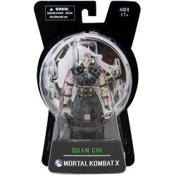 Boneco Quan Chi Mortal Kombat X (PX Exclusive) - Mezco