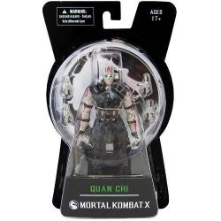 Boneco Quan Chi Mortal Kombat X - Mezco