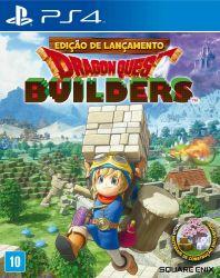 Dragon Quest Builders - Edição de Lançamento - PS4