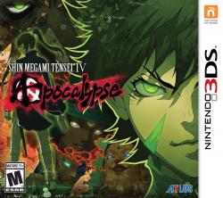 Shin Megami Tensei IV: Apocalypse - 3DS
