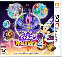 Disney Magical World 2 - 3DS