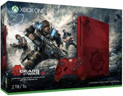 Console Xbox One S 2TB 4K Edição Gears of War 4
