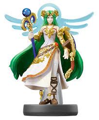 Amiibo: Palutena - Wii U / Nintendo 3DS