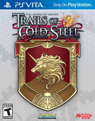 The Legend of Heroes: Trails of Cold Steel - Lionheart Edition - PSVITA