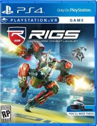RIGS: Mechanized Combat League - PSVR