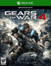 Gears of War 4 - Seminovo - Xbox One