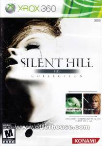 Silent Hill HD Collection - Seminovo - Xbox 360