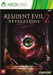 Resident Evil Revelations 2 - Seminovo - Xbox 360