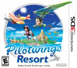 Pilotwings Resort - Seminovo - Nintendo 3DS