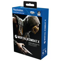 Controle Fight Pad Mortal Kombat X - Seminovo - PS4 / PS3