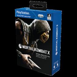 Controle Fight Pad Mortal Kombat X - Seminovo - PS4 / PS3