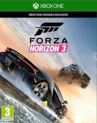 Forza Horizon 3 - Seminovo - Xbox One