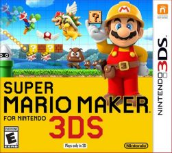 Super Mario Maker - Nintendo 3DS