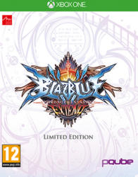 BlazBlue: Chrono Phantasma Extend - Limited Edition - Xbox One