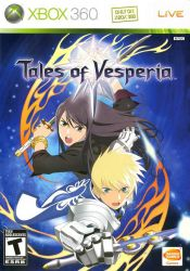Tales of Vesperia - Seminovo - Xbox 360