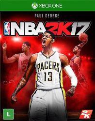 NBA 2K17 - Seminovo - Xbox One