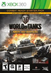 World of Tanks + 1 Mês Assinatura Live Gold - Xbox 360