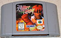 Fighters Destiny - Seminovo - Nintendo 64